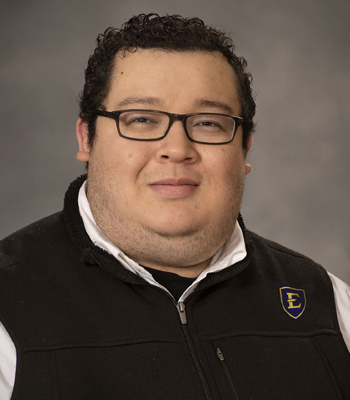 Photo of Guillermo Mendoza Admissions Counselor