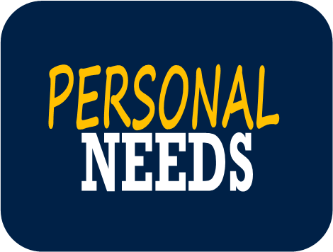 Personal Needs