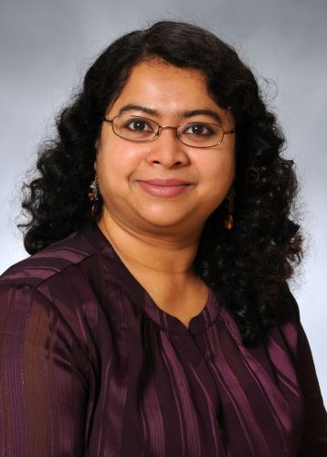 Photo of Dr. Arpita Nandi Chair, Department of Geosciences