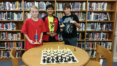 chess team winners